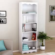 white deep bookcase decoration ideas cheap marvelous decorating on