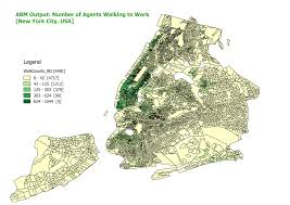 Walking Map Of New York City by Story Tips From The Department Of Energy U0027s Oak Ridge National