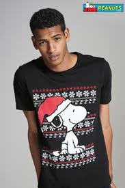 snoopy christmas t shirts buy white elfie t shirt from the next uk online shop tees trend