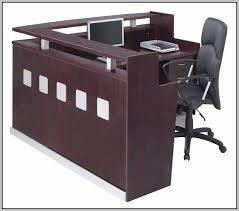 L Shaped Reception Desk Counter Small L Shaped Reception Desk Desk Home Design Ideas
