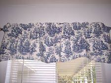 Blue Toile Curtains Toile Curtains Ebay