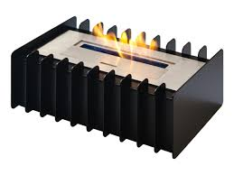 eb1200 bio ethanol fireplace burner insert ignis products