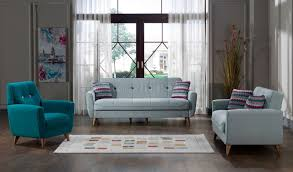 light blue sofa bed nora zigana light blue sofa bed in fabric by istikbal w options