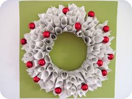 diy christmas door u2014 crafthubs christmas fun pinterest