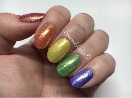 liverpoollashes beauty blog notd nails for sunshine charlotte
