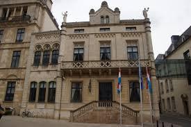 chambre des deputes hôtel de la chambre des députés luxembourg 1860 structurae