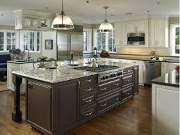 kitchen island with oven kitchen island with stove kitchen with island contemporary kitchen