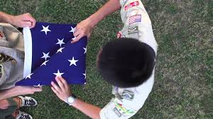 Flag Protocol Today Proper United States Flag Etiquette And History Youtube