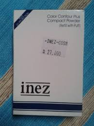 Bedak Inez review inez compact powder my daily product review