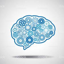 Artificial Intelligence Budget by Brain Gear Ai Artificial Intelligence Concept Stock Vector Art