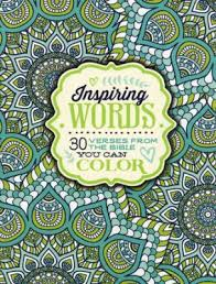 inspiring words 30 verses bible color