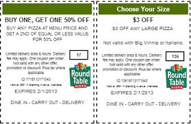 round table pizza menu coupons round table buffet coupon choice image table decoration ideas