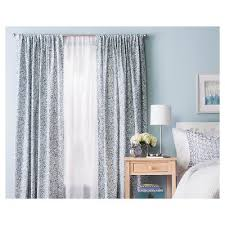 Curtains On Sale Target Window Sheers Window Treatments Target