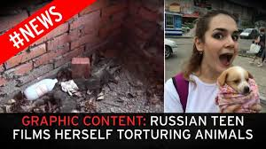 Russian Girl Meme - teenage girl arrested after filming herself torturing and killing
