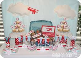 airplane baby shower decorations airplane baby shower ideas aa gifts baskets idea