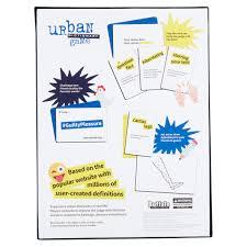 Doormat Urban Dictionary Urban Dictionary Game By Buffalo Games Walmart Com