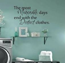 Laundry Room Wall Decor Ideas Laundry Room Decals Walls Wall Ideas Laundry Room Wall Decor Ideas