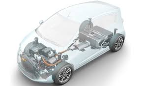 Wildfire Electric Car For Sale by We Build The Chevy Spark Ev U0027s Ac Permanent Magnet Motor Car And