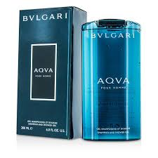 bvlgari green tea by bvlgari shoo and shower