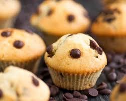 cuisine sans oeufs recette muffins aux pépites de chocolat sans oeuf
