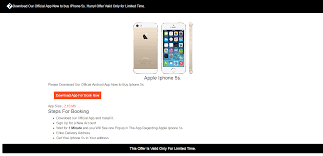 spam iphone 5s black friday sale just rs 649 check4spam