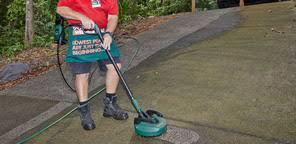 Gardenline Patio Path Cleaner Garden Paths U0026 Patios Landscaping Ideas At Bunnings