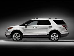 Ford Explorer Base - 2013 ford explorer xlt 30800 2015 ford explorer limited edition