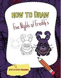 painting fnaf five nights at freddy s coloring book activity book