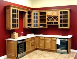 kitchen wall cabinets with glass doors kitchen wall cabinets glass doors kingdomrestoration
