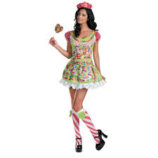 delux halloween costumes candyland deluxe halloween costume for women medium woman