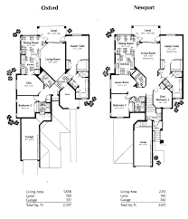 Country Club Floor Plans Vanderbilt Country Club Homes Vanderbilt Country Club