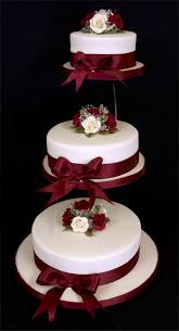 Red Cake Plate Pedestal Tiered Wedding Cakes Wedding Pinterest Cake Wedding And Google