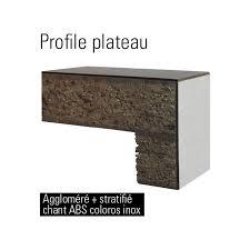 plateau de cuisine table de cuisine en stratifi simple simple table murale rabattable