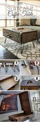 15 easy diy coffee tables you can actually build yourself