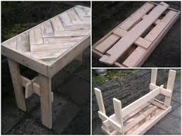 pallet foldable table u2022 1001 pallets