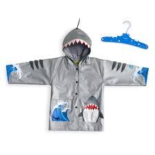 shark raincoat for kids u2013 buy waterproof rain jacket for girls boys