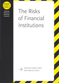 bureau of financial institutions the risks of financial institutions carey stulz