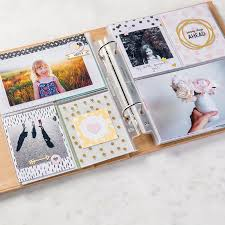 8 x 8 photo album kraft 6 x 8 project album by stin up project