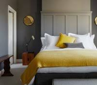 yellow walls what color curtains grey and room design simple