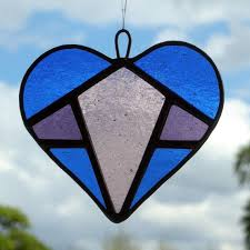 345 best stained glass suncatchers images on fused