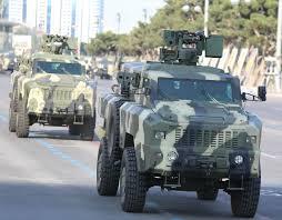 paramount marauder азербайджанской армии поставлены 60 бронеавтомобилей матадор и