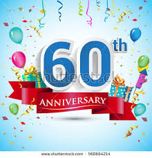60 years birthday card 60th birthday stock images royalty free images vectors