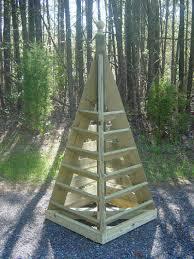to build a pyramid strawberry planter diy plans