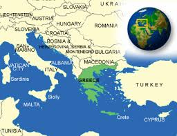 Map Of Mediterranean Countries Greece Facts Culture Recipes Language Government Eating