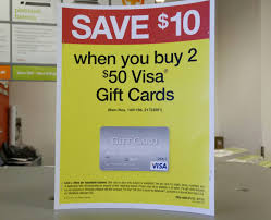 metabank prepaid cards officemax visa gift card deal 10 the purchase of 2 50 cards