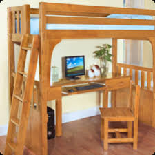 Bed With Stairs And Desk Bunk Beds Loft Beds Captains Beds Trundle Beds Staircase Beds