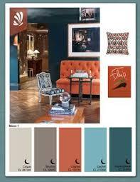 color series decorating with rust orange rust orange shades of