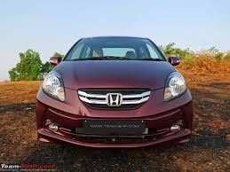 honda amaze used car in delhi honda amaze official review team bhp
