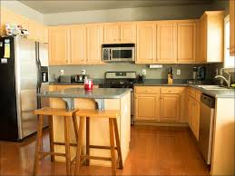 Restaining Kitchen Cabinets Darker Kitchen Staining Kitchen Cabinets Cabinet Wood Stain Colors Grey