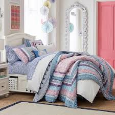 Girls Patchwork Bedding by Girls Quilts U0026 Shams Pbteen